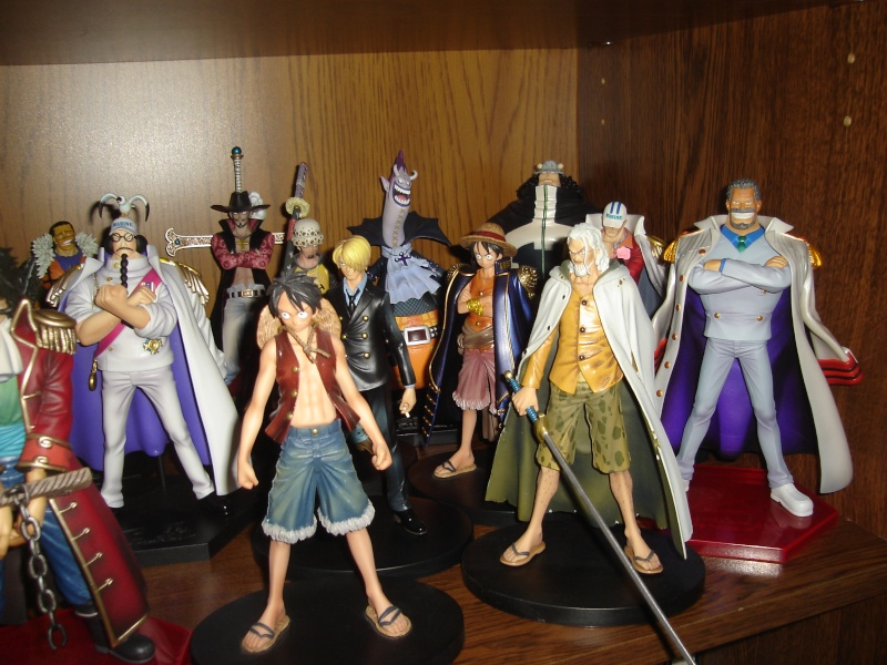 [Collection] Les figurines de manga AIo Dsc01827