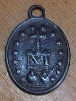 Medaille miraculeuse de la rue du bac Medail11