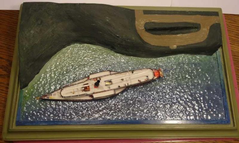 """Diorama """"Luitpold"""" von MB-Modellbau, 1:250 FERTIG 8-von_10"""