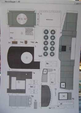 Menck-Bagger von HS-Design in 1:45 Bild6013