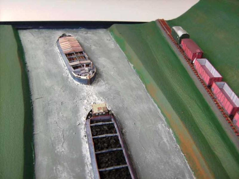 """Diorama """"Main-Kettenschlepper"""" von MB-Modellbau, 1:250 - Seite 3 Bild6036"""