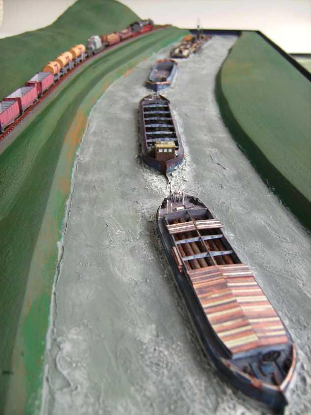 """Diorama """"Main-Kettenschlepper"""" von MB-Modellbau, 1:250 - Seite 3 Bild6037"""