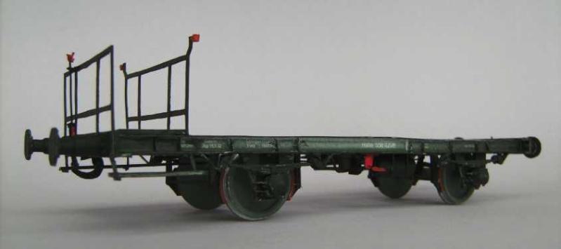 """Kesselwagen, Typ """"HALLE"""" von ADW, 1:45 Bild6827"""