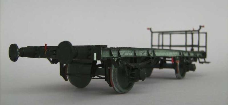 """Kesselwagen, Typ """"HALLE"""" von ADW, 1:45 Bild6828"""