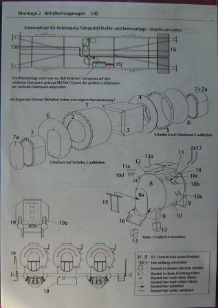Behältertragwagen, 1:45, von HS-Design Bild6844