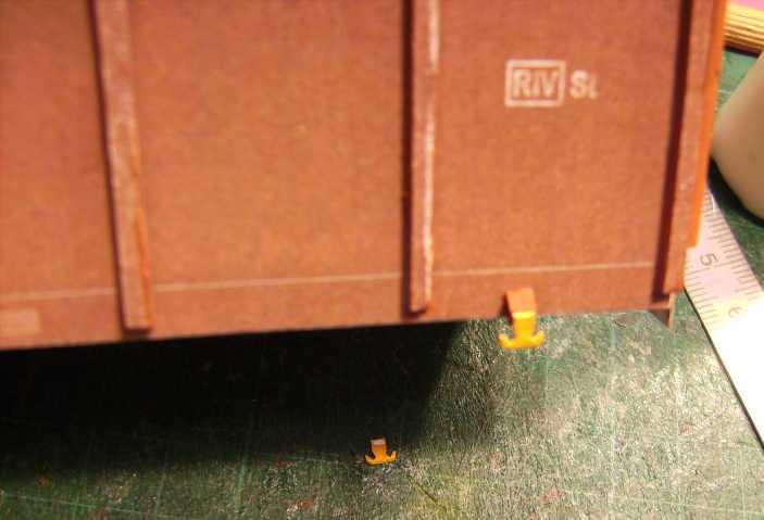 """Offener Bahnwagen, 1.45 von """"Ripper-Works"""" Bild7050"""