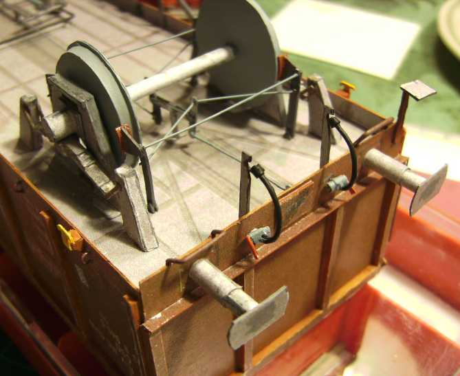 """Offener Bahnwagen, 1.45 von """"Ripper-Works"""" Bild7346"""