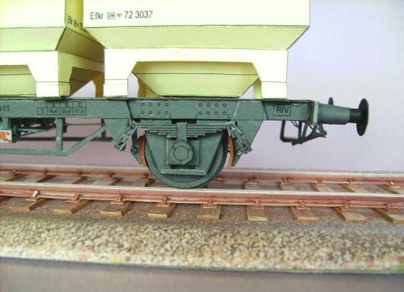 Gerstetransportwagen der 1.Dampfbierbrauerei Zwiesel       in 1:45 von HS-Design Bild7372