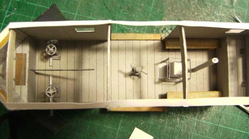 Schmalspurschneepflug von DELTA-T, 1:45 Bild7425