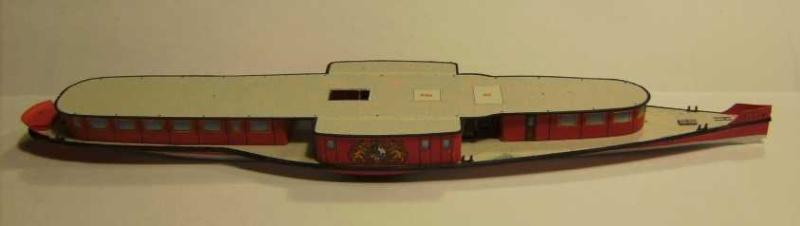 Salondampfer LUITPOLD von MB-Models,1:250 Bild7454