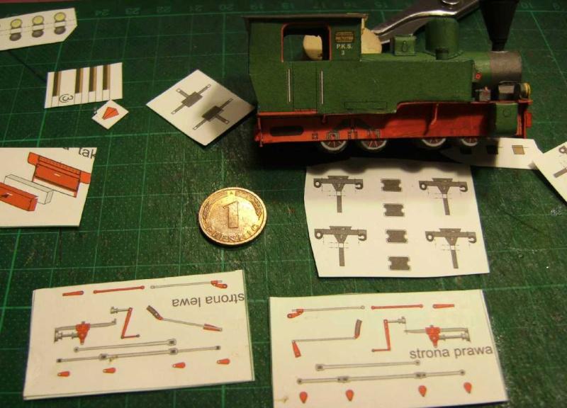 Schmalspurlokomotive, 1:87 Bild7474