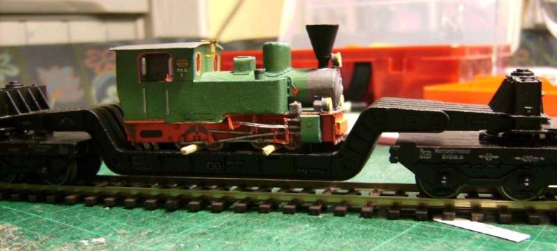 Schmalspurlokomotive, 1:87 Bild7475
