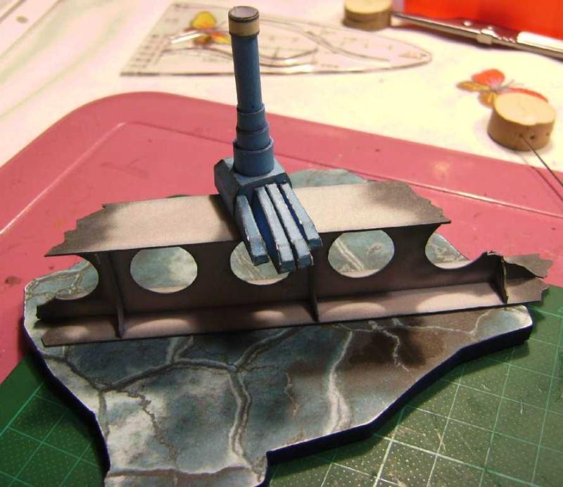 Terranischer Kampfroboter Bild7572