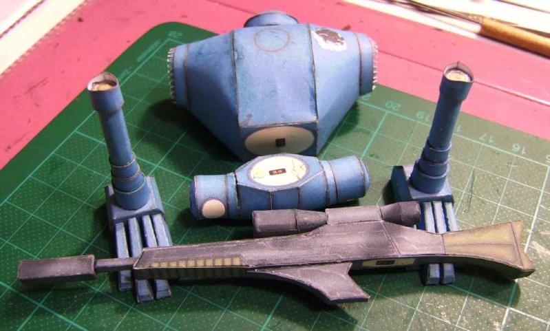 Terranischer Kampfroboter Bild7575