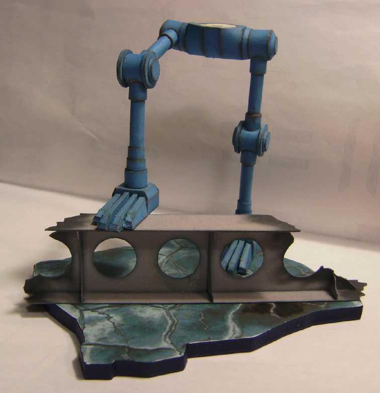 Terranischer Kampfroboter Bild7576