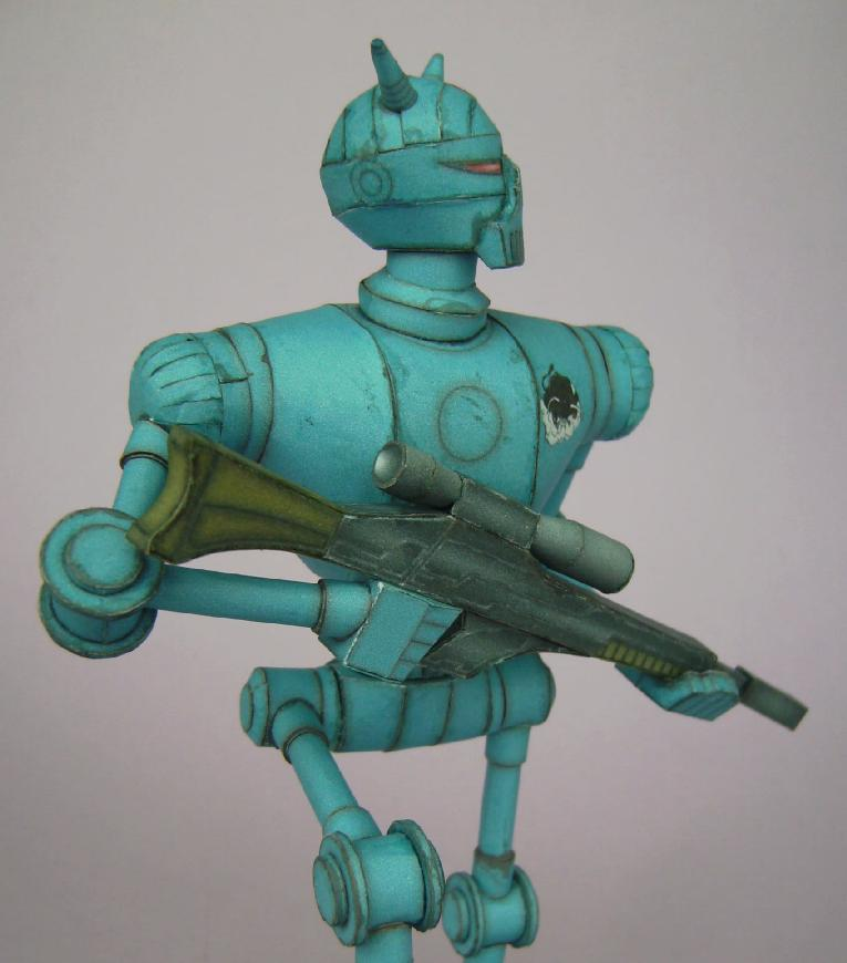 Terranischer Kampfroboter Bild7588