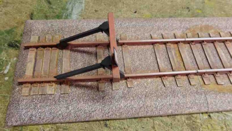 Gleise von Schaalbouw im M1:45 Dsc00015