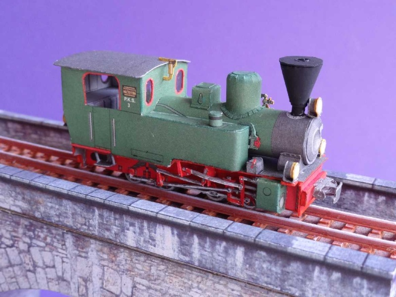 Schmalspurlokomotive, 1:87 Dsc00327
