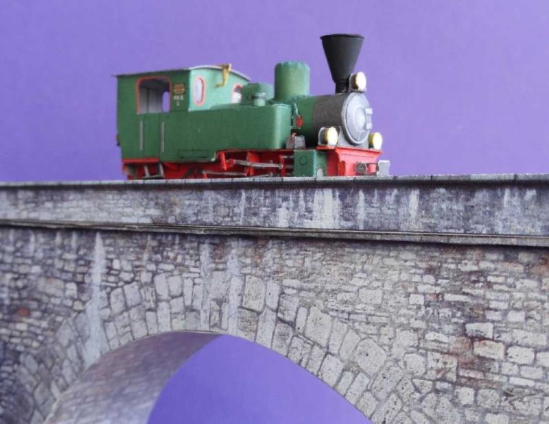Schmalspurlokomotive, 1:87 Dsc00330