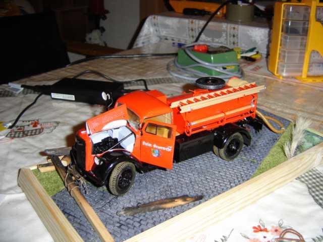 Alte Feuerwehr von Italeri Dsc00351