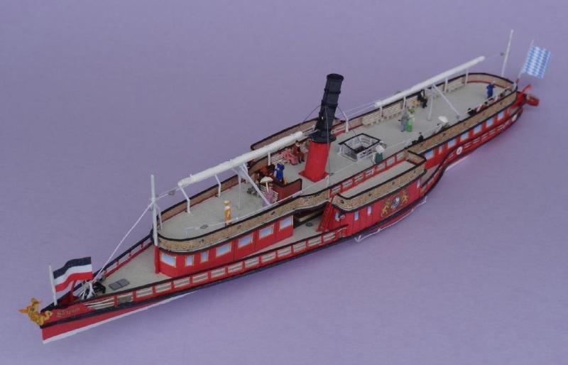 """Diorama """"Luitpold"""" von MB-Modellbau, 1:250 FERTIG Dsc00361"""