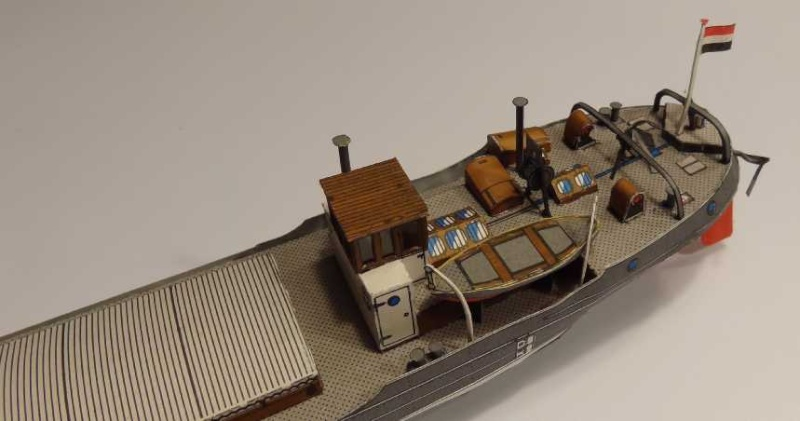 """Motorgüterschiff """"Franz-Christian"""" von HS-Modell in 1:250 Dsc02247"""