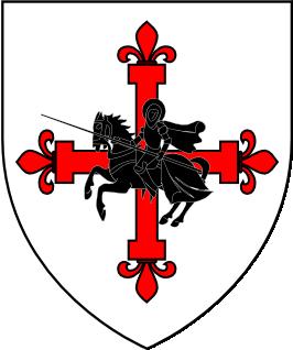 Commande du Grand Chancelier de l'Ordre Royal du St Sépulcre Armes_13