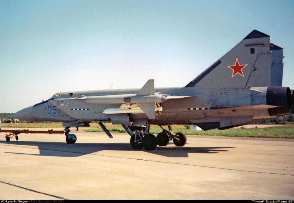 MiG-31BM/Κ Interceptor/Attack aircraft: News - Page 34 01545910
