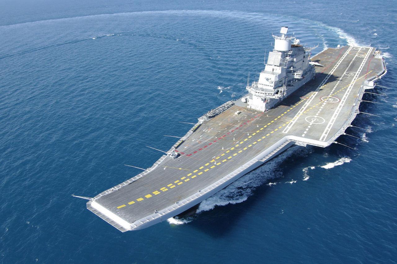 Aircraft Carrier Admiral Kuznetsov: News #2 - Page 5 1280px11
