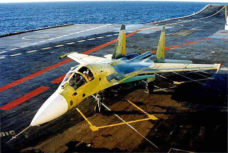 Future Russian Aircraft Carriers and Deck Aviation. #2 - Page 27 15255410