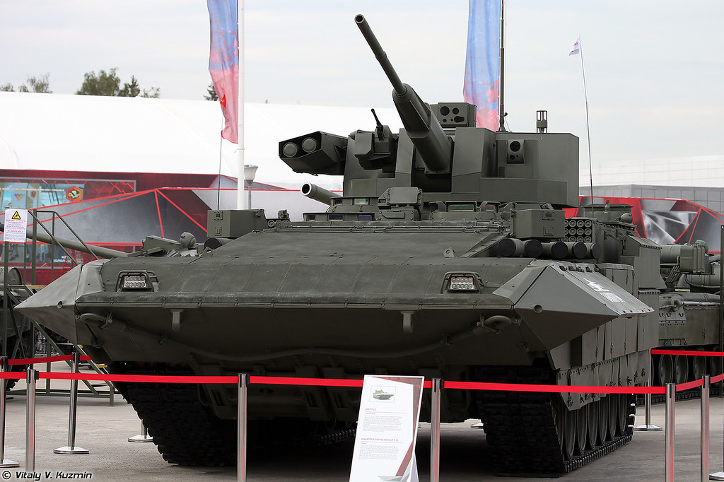 Future of Russian IFV/AFVs - Page 7 Army2011