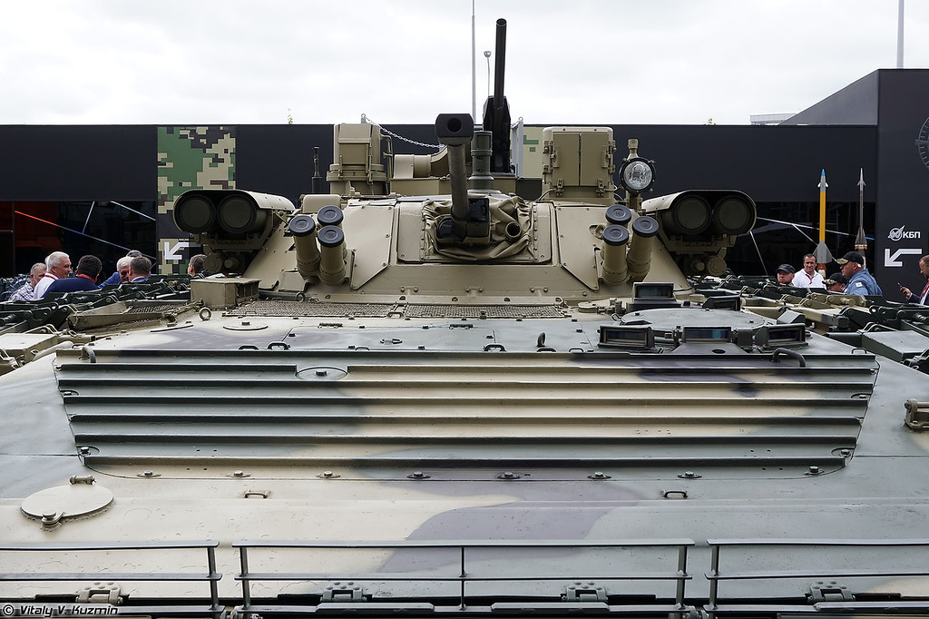 Future of Russian IFV/AFVs - Page 7 Army2012