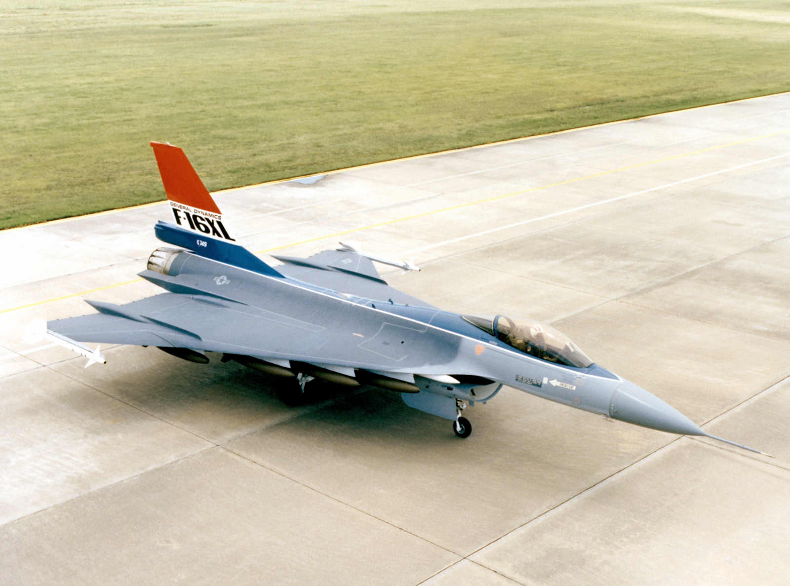 US Air Force: Discussion and News - Page 12 F-16xl10