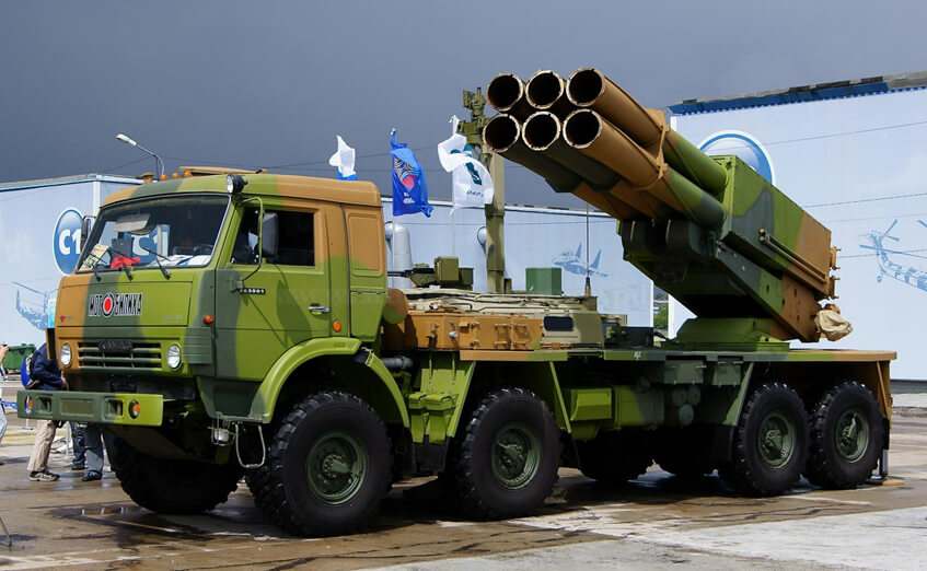 Russian MRLS: Grad, Uragan, Smerch, Tornado-G/S - Page 9 Moto_t10