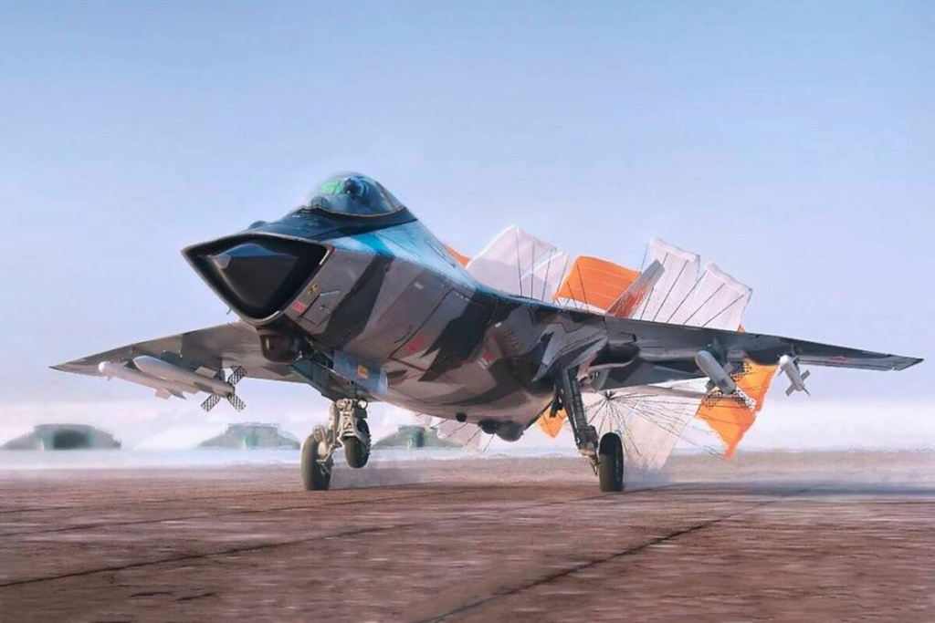 New combat aircraft will be presented at MAKS-2021 - Page 11 Scale_15