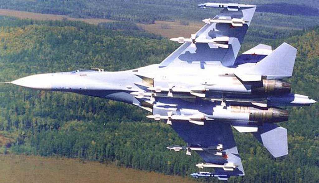 VVS Air Force Videos - Page 4 Su-27-10