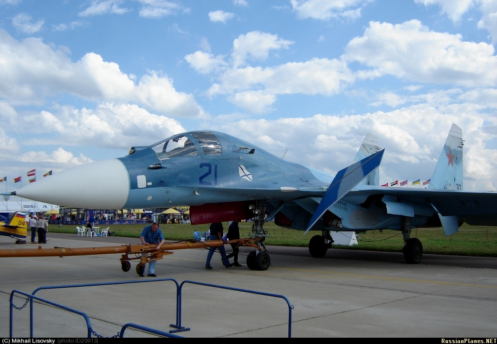 Future Russian Aircraft Carriers and Deck Aviation. #2 - Page 27 Su-27k10