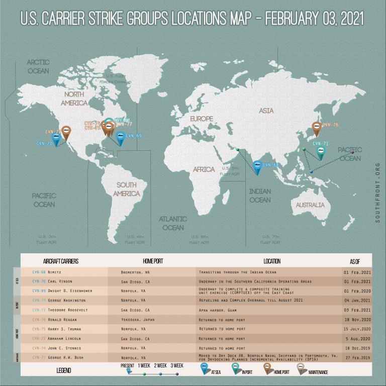 Aircraft Carrier Admiral Kuznetsov: News #3 Us_csg10