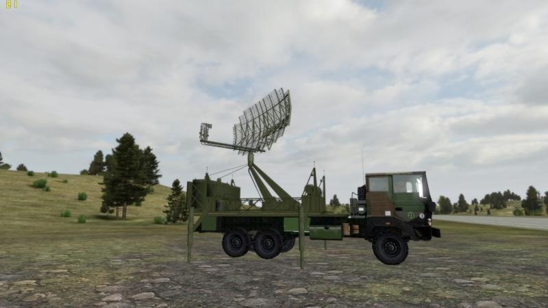 Radar Aladin Nouvelle Génération Durcie (ANGD) Angd310