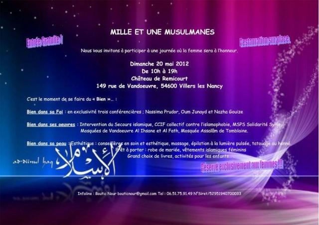 Mille et une Musulmanes 1001_m10