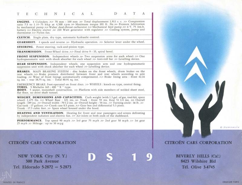 la DS et tous ses dérivés (ID, Break, coupés, cabriolets...) C-ds1914