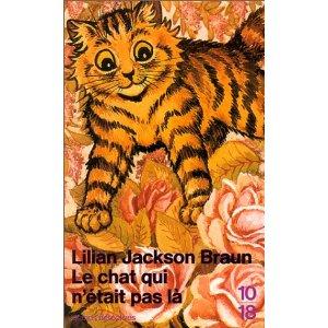 [Jackson Braun, Lilian] Tome 14: Le chat qui n'était pas là Chat_610