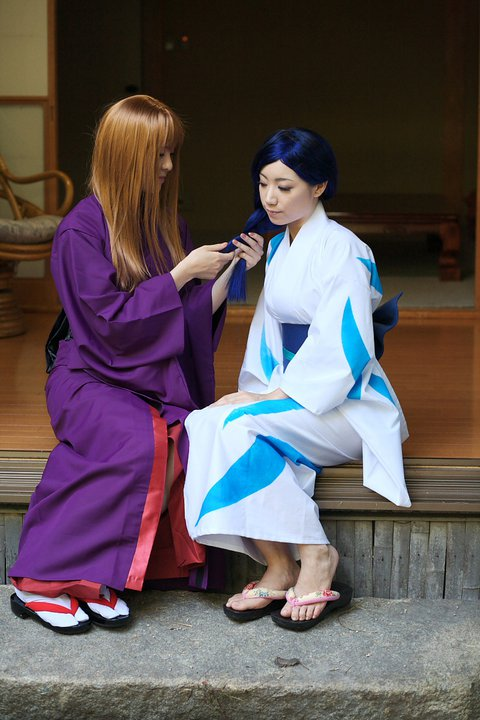 Mai-HiME Cosplay images! - Page 4 28142910