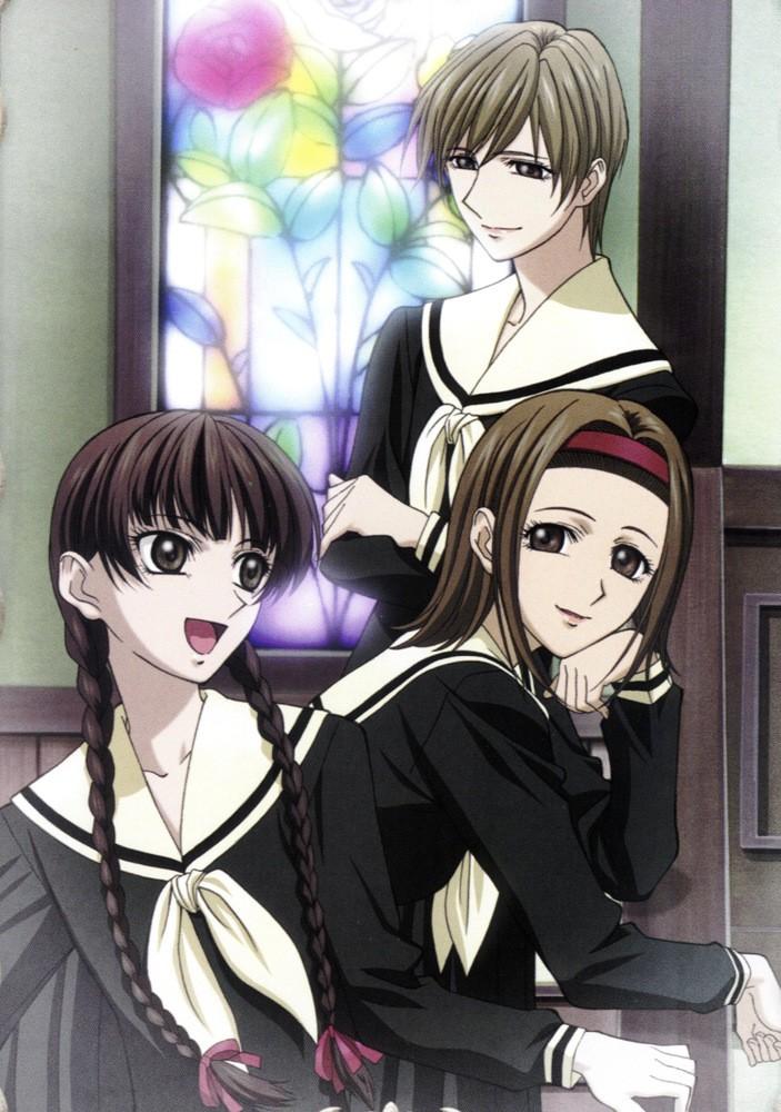 Maria-Sama Ga Miteru [MariMite] Anime103
