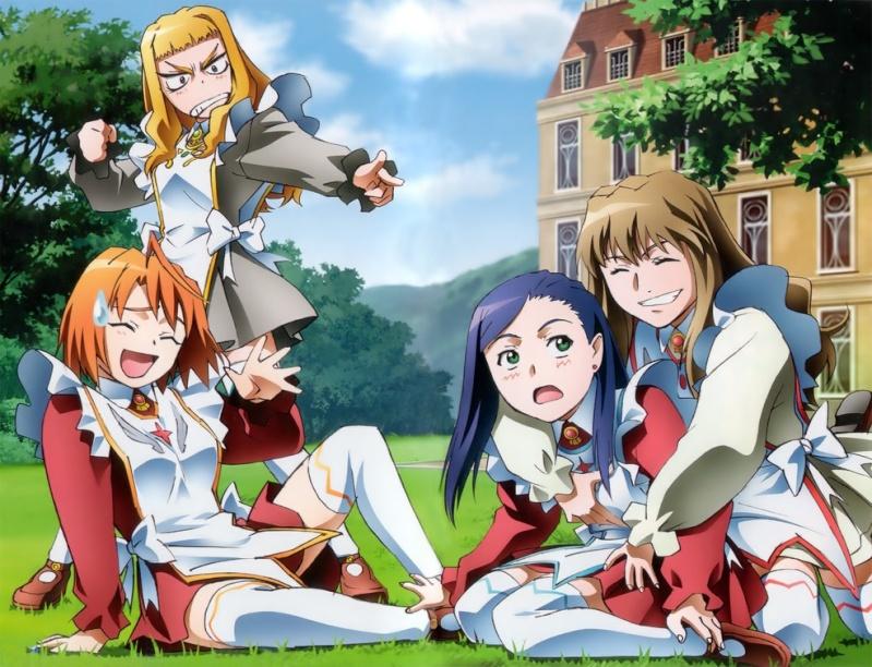 Mai-Series Baby Picture Album! [Mai-HiME/Otome] Animep64