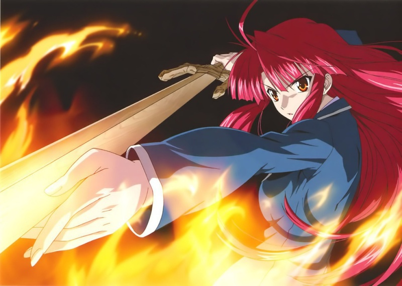 Kaze no Stigma Discussion Animep95