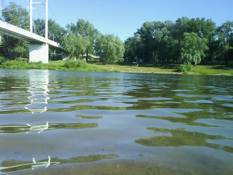 Мост через реку Урал City_210