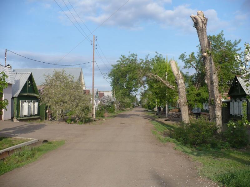 Обычная городская улица City_214