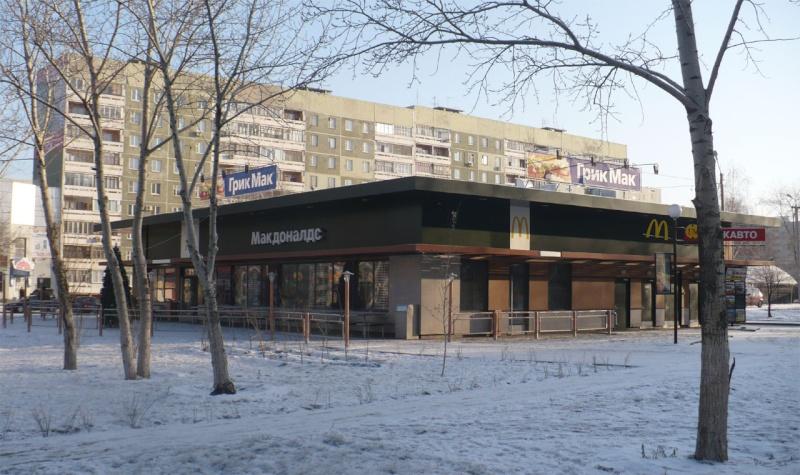 """Ресторан """"Макдоналдс"""" в Степном Cnew_012"""