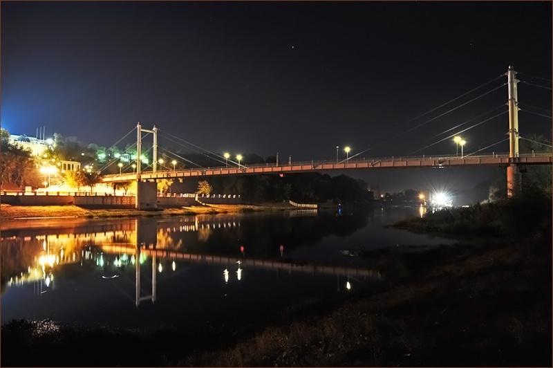 Мост через реку Урал Dsc_2810